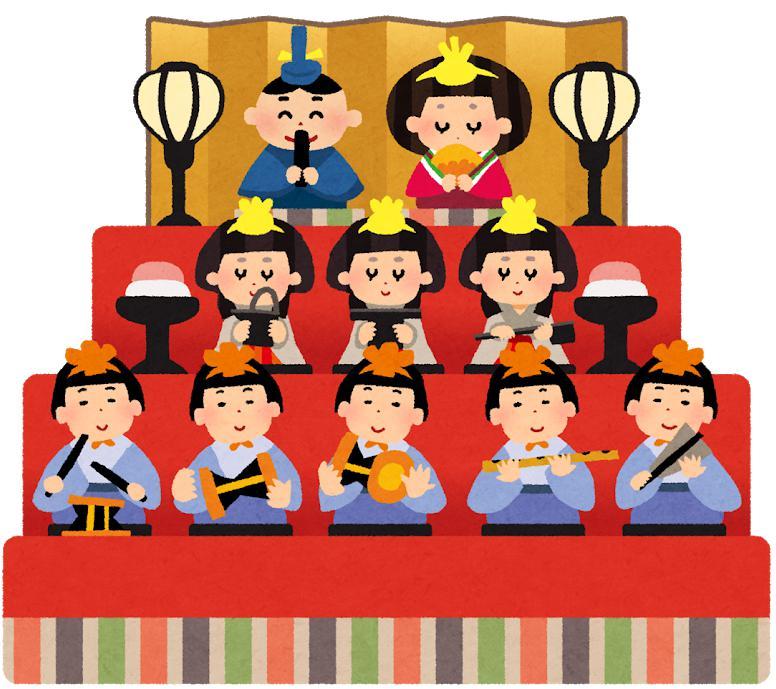 ひな祭りの由来や風習とは?お祝いの仕方や関東と関西の違いを知ろう