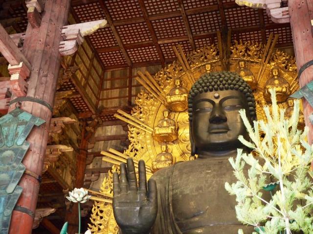 奈良といったら東大寺の大仏!見どころを簡単にわかりやすくご紹介