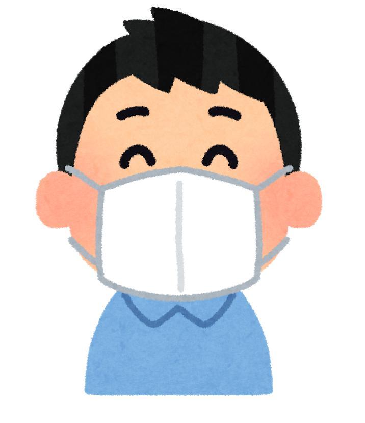 マスクをいつもしている男性心理6つ!風邪予防以外の理由もある?!