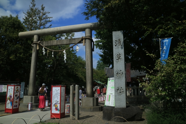 浅草神社はご利益アリ!お守りや御朱印の種類も豊富なパワースポット