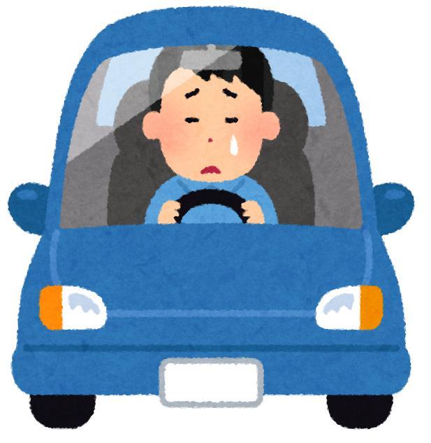 車の運転に向いてない人の特徴をチェック!性格・能力面での資質とは