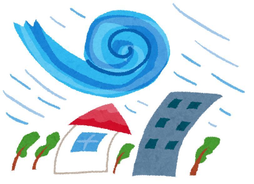 台風に備えるべき食べ物とグッズまとめ!事前準備・対策チェックリスト