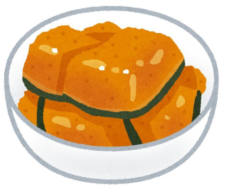 かぼちゃの煮物は日持ちする?冷蔵庫での保存なら何日くらい大丈夫?
