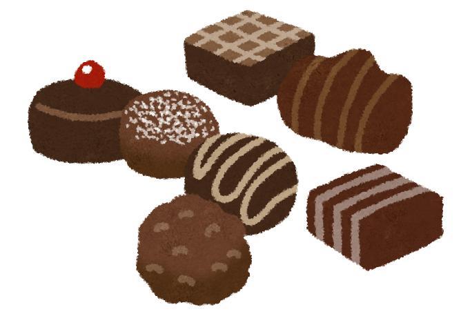 チョコレートは賞味期限切れ2年でも食べられる?白いのはカビ?